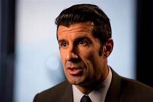 Luis Figo calls for expanded World Cup, redistributing ...