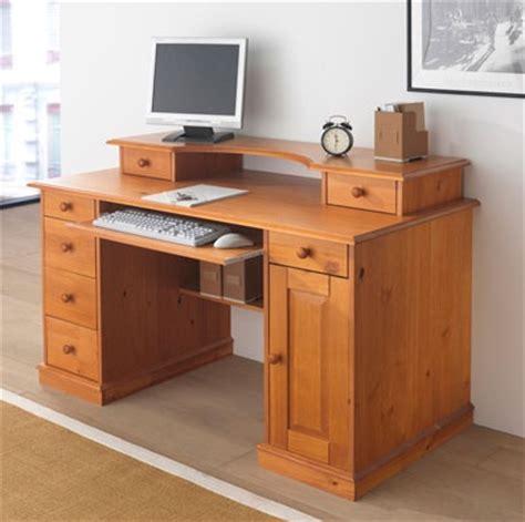 bureau ordinateur en bois photo 5 5 un bureau pour 233 tudiant avec sortie pour le