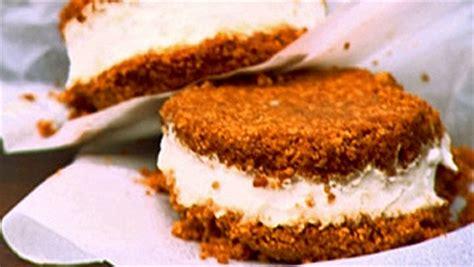 dessert glac 233 aux biscuits de gingembre