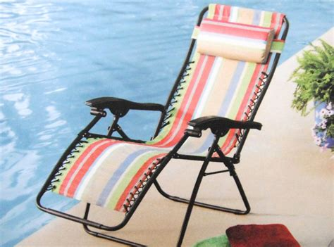 mainstays lounge bungee chair multi stripe new ebay