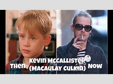 Home Alone Cast Then and Now 2017 YouTube
