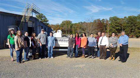 Seaark Boats Monticello Ar Jobs by University Of Arkansas At Monticello Students Visit Seaark