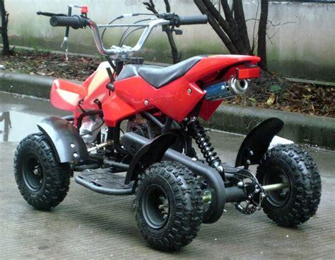 Mini Moto 50cc Quad Bike Atv-1 Pro Upgraded Version