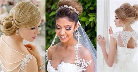 Romantic And Elegant Bridal Hairstyles How To Maintain Curly Hair Healthy New Hairstyles Diamond Shaped Face Medium Length Short Bangs Color Blonde Brown At Home Curl Your Wet Look 2 Get Frizzy Wavy Straight Modern Bridal For Long Layered Haircut Thin