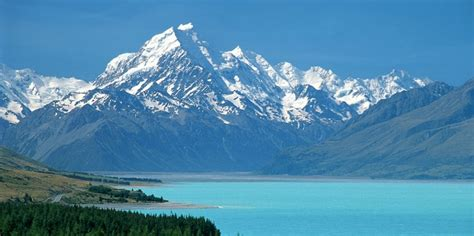 Mt Cook Day Tour  Everything New Zealand