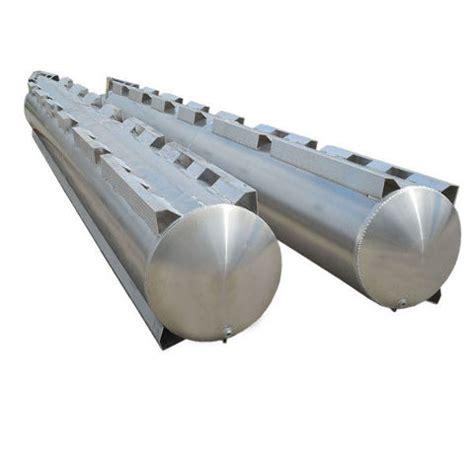 Pontoon Boat Logs Tubes by Custom 22 Ft X 25 Quot Pontoon Boat Float Log Tubes W Strakes