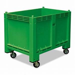 Box Mit Rollen : gro box mit rollen ma 1200 x 800 x 1000 mm lxbxh ~ Markanthonyermac.com Haus und Dekorationen