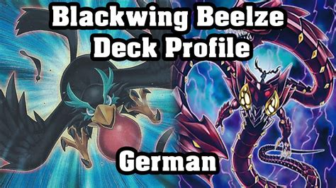 yugioh blackwing beelze deck profile july 2014 banlist