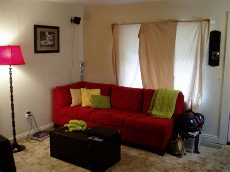 Small Living Room Sofa Ideas : Small Living Room Decorating Ideas With Red Sofa