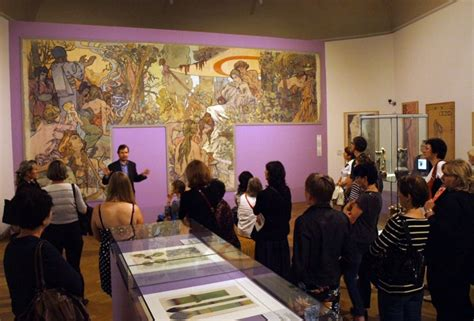museum of decorative arts in prague took part in nouveau world day partage plus