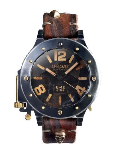 U Boat Watch Collection by U Boat Watches U 42 Collection Watch Get Luxury From