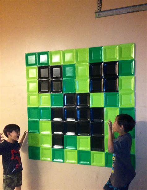 minecraft wall decoration home decor