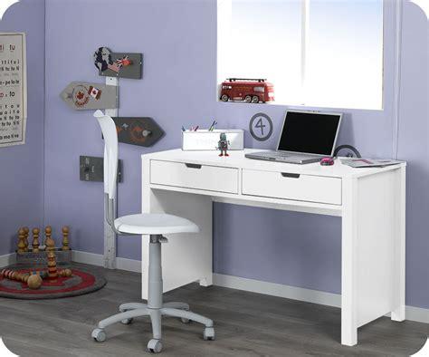 bureau enfant blanc achat vente bureau chambre enfant