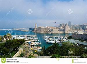 Marseille Port Stock Images - Image: 33090924