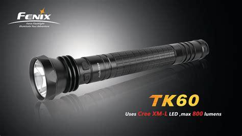 le fenix tk35 le torche tactique pour la