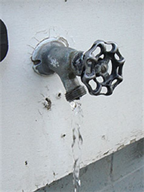 outdoor faucet replacemnet doityourself community forums