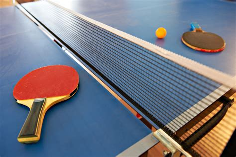 le tennis de table un sport pas comme les autres le sport