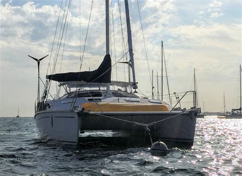 Catamaran For Sale Fort Lauderdale by Slow Dance Catamaran For Sale Pdq 36 Lrc In Fort Lauderdale
