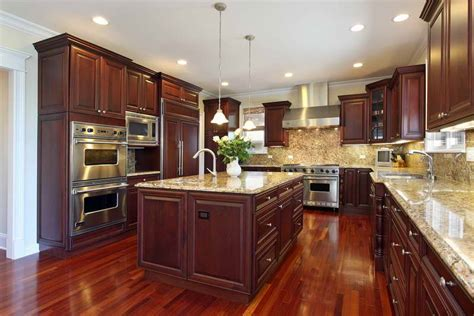 kitchen small kitchen remodel with hardwood floors small