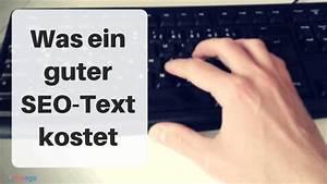 Was Kostet Ein Fingerhaus : was ein guter seo text kostet twago ~ Markanthonyermac.com Haus und Dekorationen
