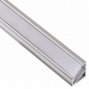 Led Profil Aussen : 12 9 m led alu profil aluprofil schiene aluminium strip streifen einbau ebay ~ Markanthonyermac.com Haus und Dekorationen