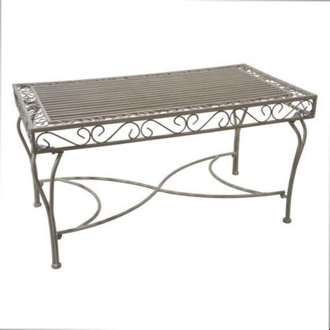 table basse de jardin en fer forg 233 fenrez gt sammlung design zeichnungen als
