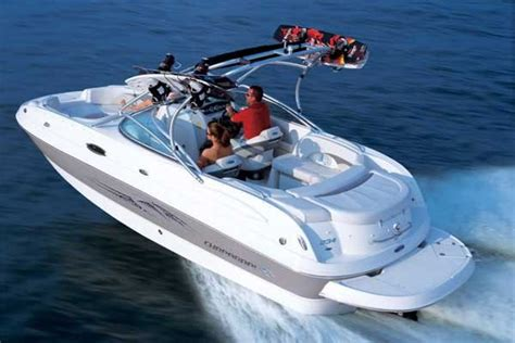 Wake Boat With Cabin by Types Of Powerboats And Their Uses Boatus
