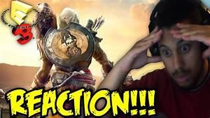 EGYPT?!?! Assassin's Creed Origins: E3 2017 Official World ...