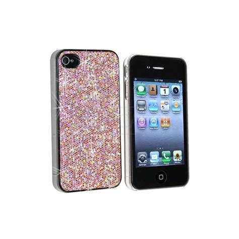 coque strass paillettes iphone 4 4s