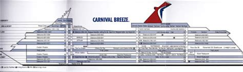 Carnival Splendor Deck Plans Printable by Carnival Deck Plans Ship And Cabin Pictures With