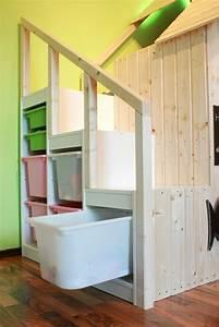 Kisten Als Regal : dabei handelt es sich um ein trofast regal von ikea so haben die kinder neben einem sicheren ~ Markanthonyermac.com Haus und Dekorationen