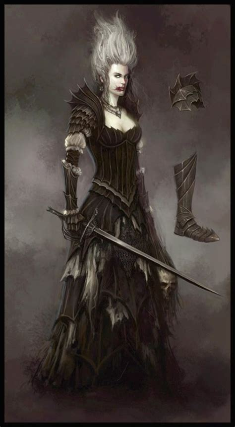 """Vampire Npc From """"warhammer Online Age Of Reckoning"""" By"""