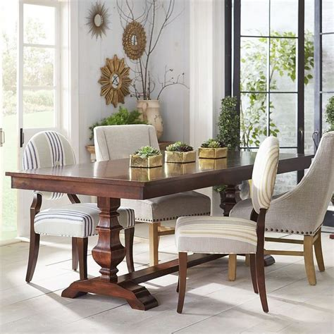 espresso 84 quot dining table pier 1 imports espresso and tables