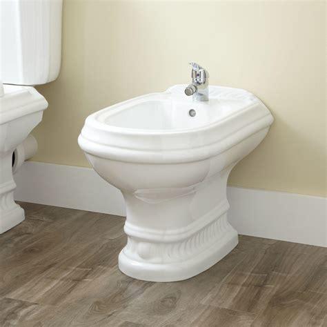 Kennard Bidet  White  Toilets And Bidets Bathroom