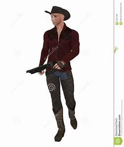 Shotgun Cartoons, Illustrations & Vector Stock Images ...