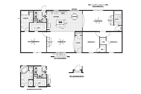 Clayton Mobile Home Floor Plans Photos by Clayton Mobile Homes Wides Mobile Homes Ideas
