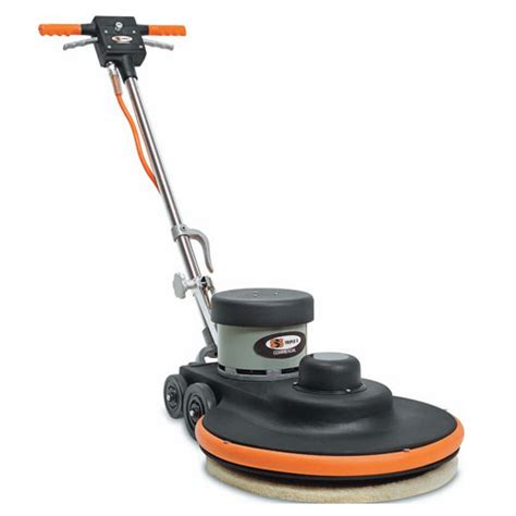 sss xl 2000 2000rpm ultra high speed floor burnisher w flex pad driver sku sss54099