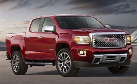 2019 Gmc Canyon Denali Design, News, Specs  Truck Release