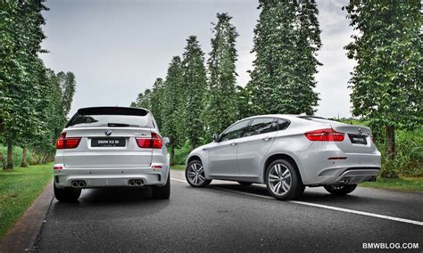Bmw Individual X5 M And Bmw Individual X6 M