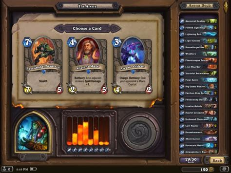 hearthstone arena changes to standard the escapist