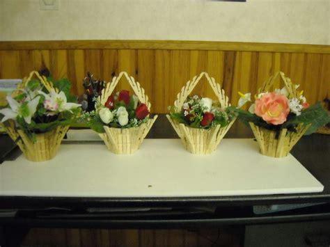 mes paniers fleuries en pinces a linge cr 233 ations cr 233 ation en pinces 224 linge de aya n 176 27260