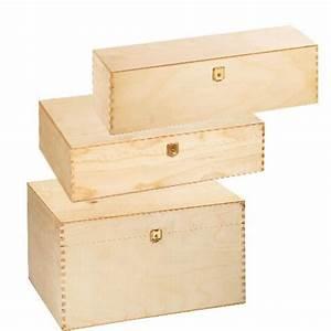 Holzkiste Für Spielzeug : holzkiste f r champagner ~ Markanthonyermac.com Haus und Dekorationen