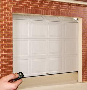brico d 233 p 244 t ecoperformance la porte de garage sectionnelle