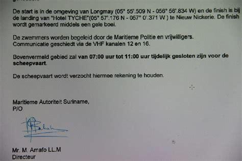 Scheepvaart Live Luisteren by Tijdelijke Afsluiting Scheepvaart Nickerierivier Nieuws