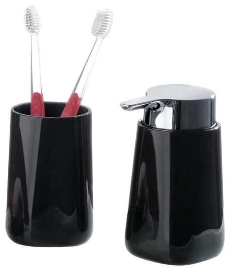 bath accessories bathroom tumbler and liquid soap