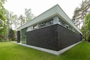 Haus Bungalow Modern : bungalow in potsdam modern haus fassade berlin von justus mayser architekt ~ Markanthonyermac.com Haus und Dekorationen
