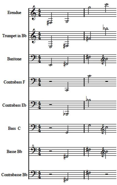 transposing instruments alain lefebure