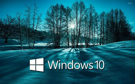Hd Windows 10 Logo Wallpapers (68+ Images