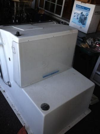 Boat Windshield Grab Bar by Dusky Console With Windshield And Grab Bar Sold The