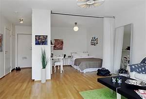 Mini Apartment Einrichten : 27 amazing small studio apartment design ideas ~ Markanthonyermac.com Haus und Dekorationen